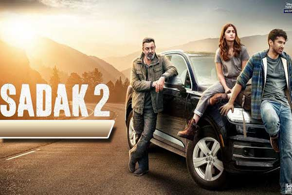 Sadak 2 Movie: Cast, Review, Songs, Release date