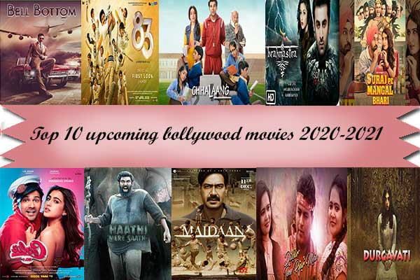 Top 10 upcoming bollywood movies 2020-2021