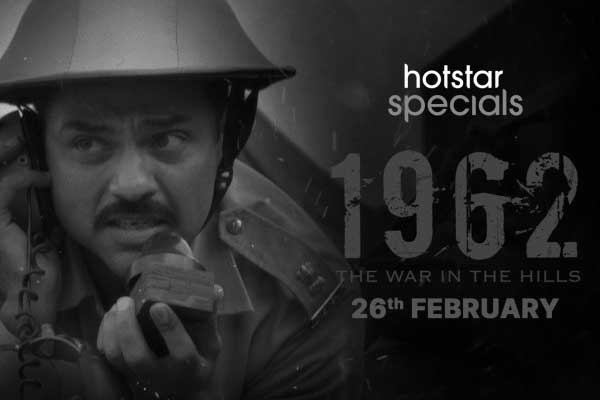 Abhay Deol : 1962 The War In The Hills Web Series HD download