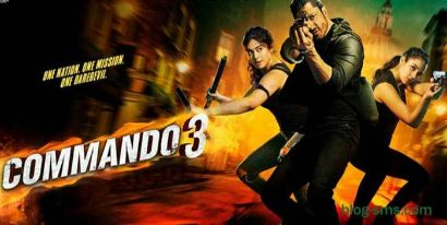 Commando 3 full movie download leaked by tamilRockers
