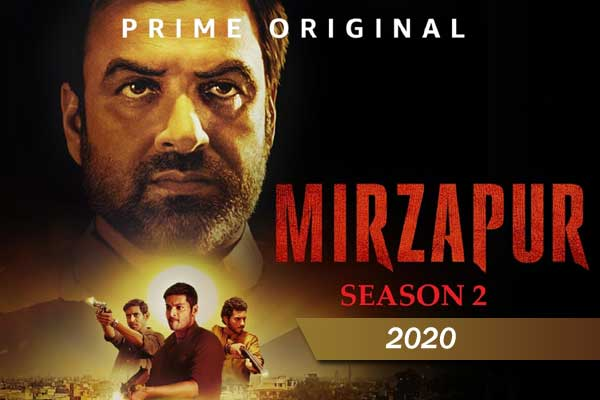 Mirzapur season 2 web series on Amazon Prime
