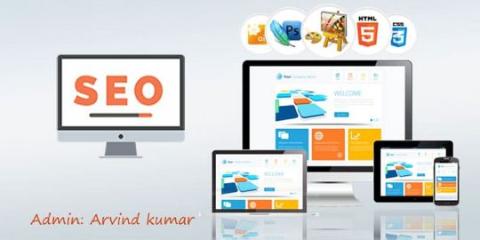 Seo expert and Web designer in kanpur