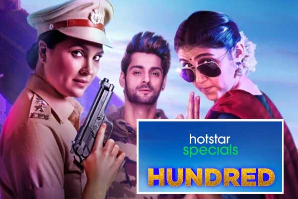 Hundred Hotstar series leaked by TamilRockers for free download