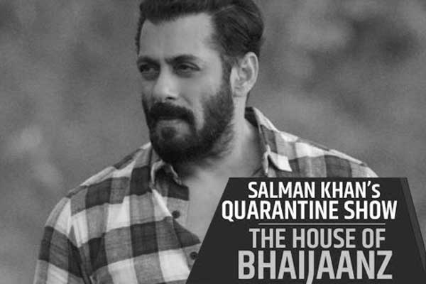 Salman Khan 'Bhaijaan' new show 'House Of Bhaijaanz'!