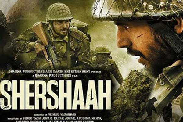 [Download] Shershaah (2021) Full HD Movie Hindi Dubbed 720p