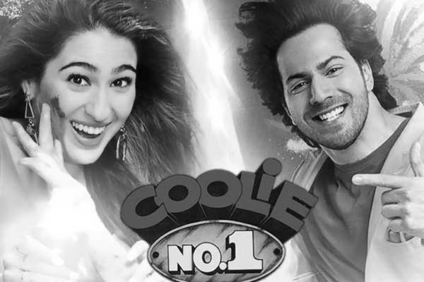 Coolie No. 1 full movie Download Link Leaked by Tamil Rockers and RDxhd