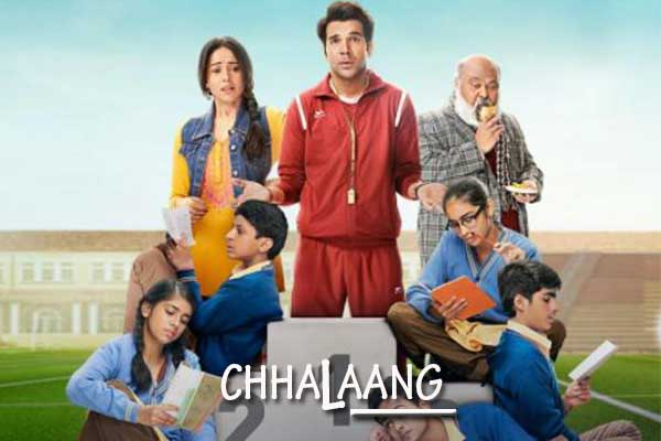 Chhalaang(2020) full hindi movie download 720p | Watch online