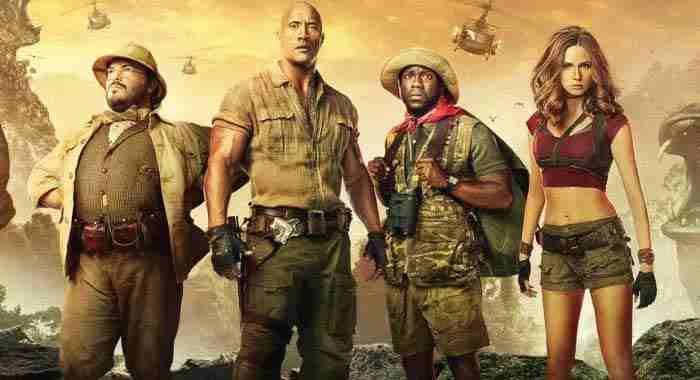 Jumanji Next Level Full Movie download in HD 720p