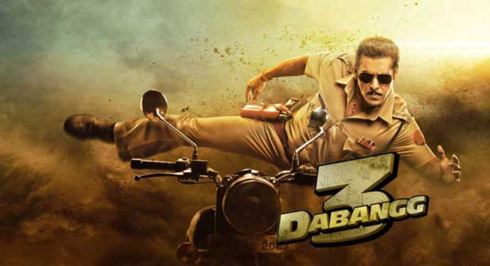 Dabangg 3 Bollywood Movie in Full HD 720p Download Available for Free