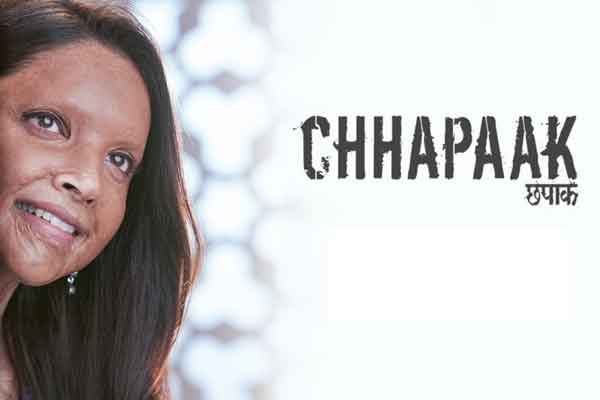 Chhapaak Full Hindi Movie Download which leaked online on Tamiltrackers