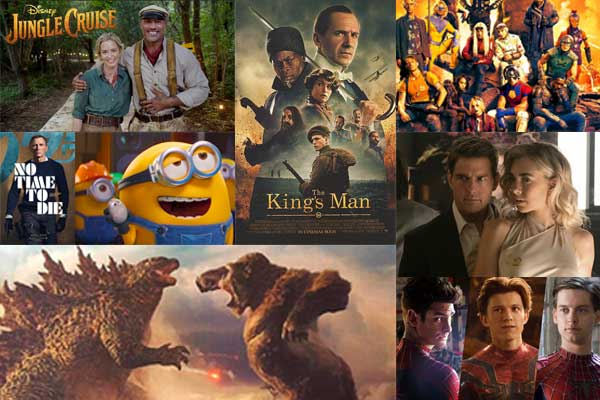 2021 Top 10 Hollywood Movies: Upcoming movies, Release date and Star Cast