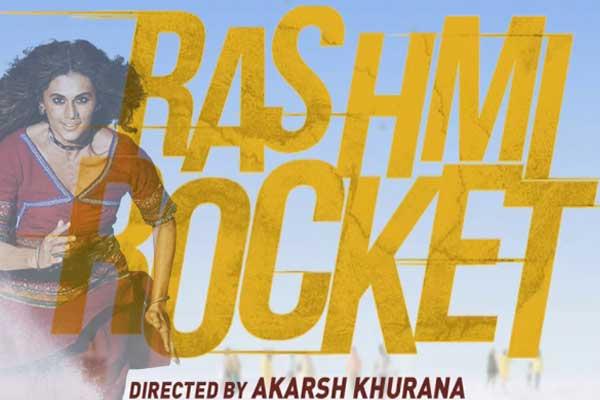 Download Rashmi Rocket (2021) Bollywood Movie Full HD 480p & 720p on Tamilrockers, mp4moviez, Filmywap, Filmyzilla