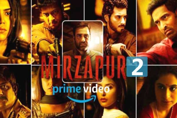 Mirzapur season 2 full web series leaked on Tamilrockers and RdxHD
