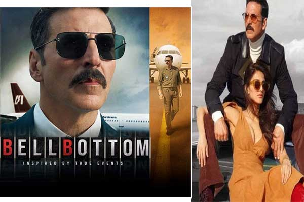 Bell Bottom 2021 New full HD Movie download leaked by Tamilrockers