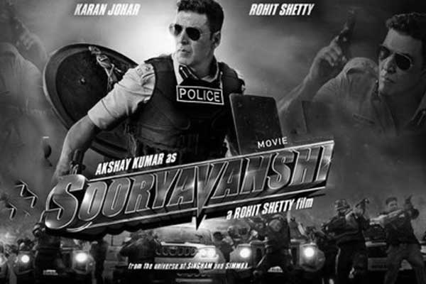 Sooryavanshi Full Movie Download Online Tamilrockers in Free HD 480p, 720p, 1080p